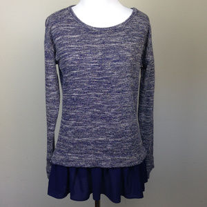 Maison Jules Purple Top medium